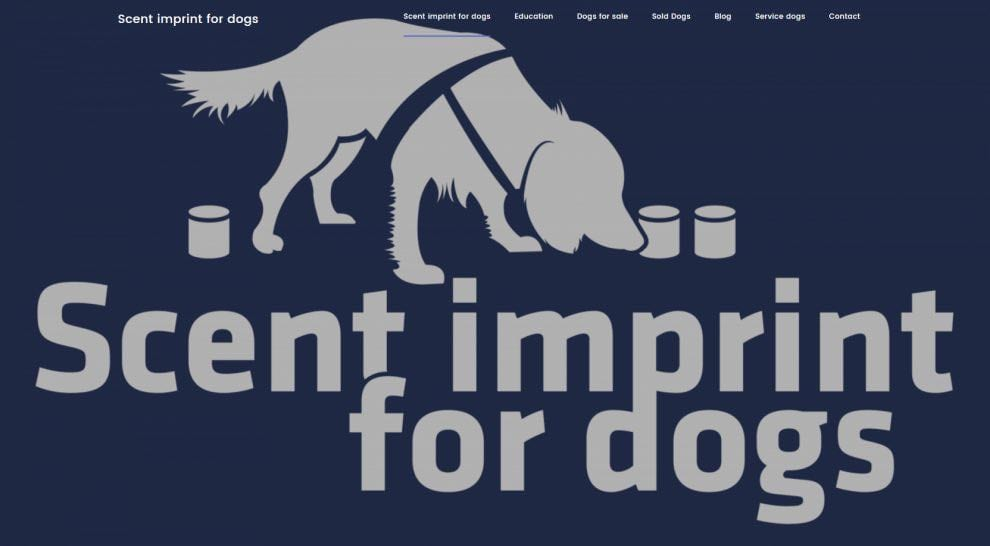 portfolio-wordpress-webdesigner-jcmwebdesign-scent-imprint-for-dogs