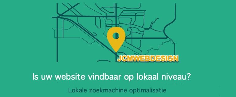 wordpress website lokaal vindbaar zoekmachine optimalisatie