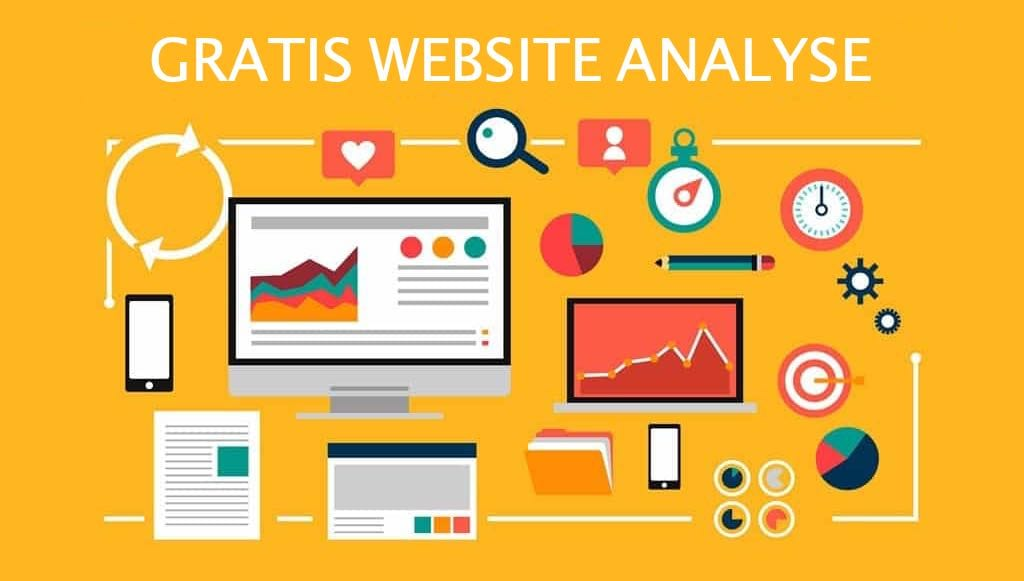 gratis wordpress website analyse
