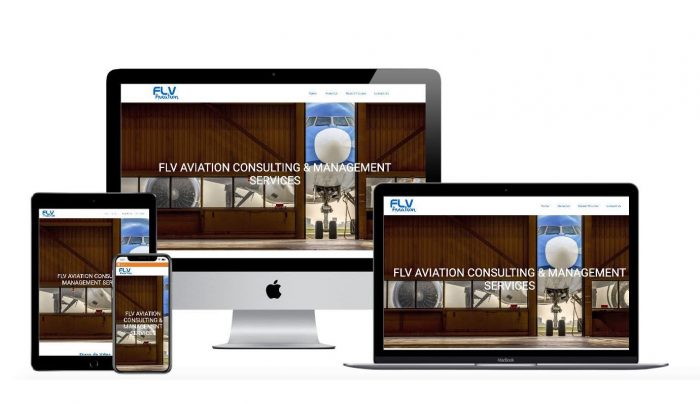 Wordpress website laten maken. Portfolio Fvaviation